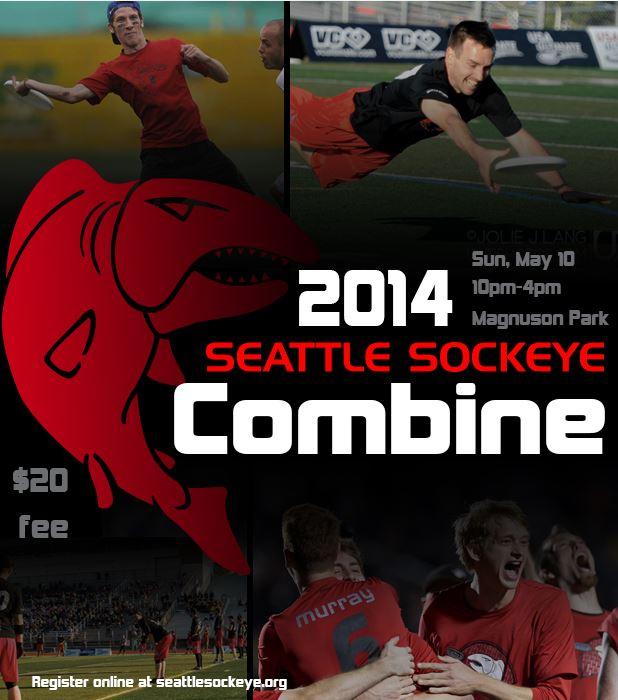 Seattle Sockeye Ultimate Tryouts '14