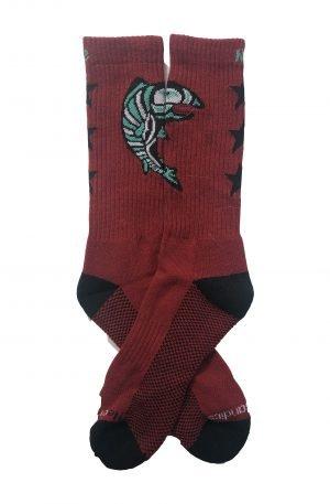 Sockeye Socks